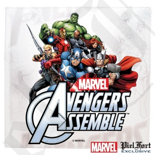 Album Photo Les Avengers V3