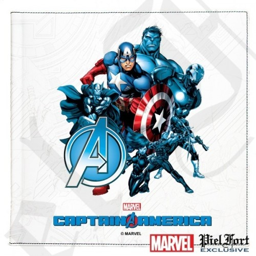 Album Photo Captain America