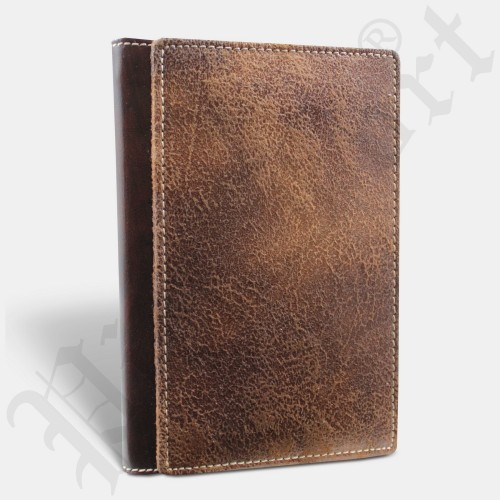 Notebook Modèle 34 Wild-Tranche Rodeo Marron